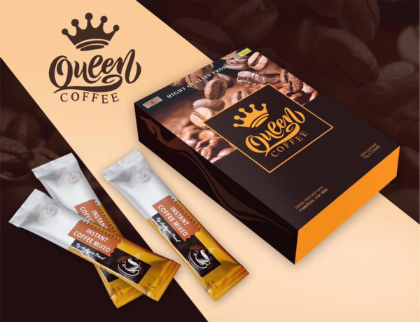Cafe giảm cân Queen Slim Coffee